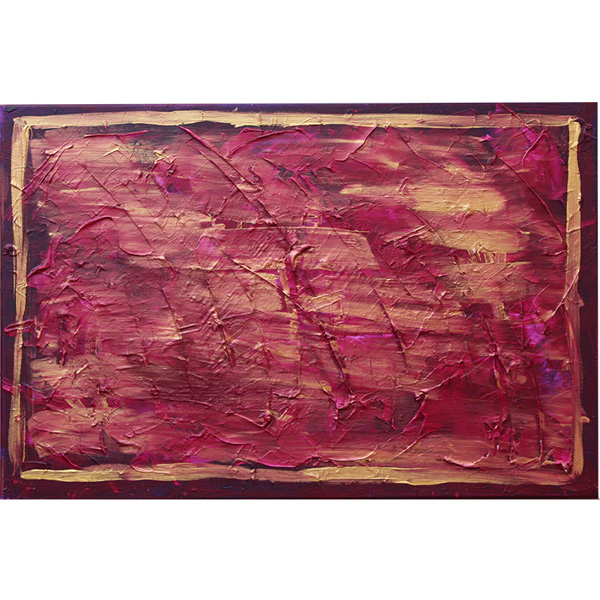 Large Acrylic Abstract Art Painting
